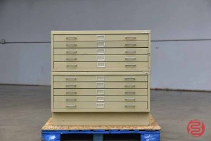SAFCO Flat Filing Cabinet - 081121084512