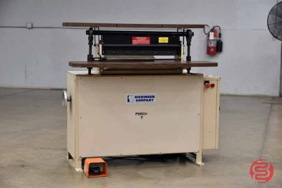 Sickinger MHP-25 Industrial Paper Punch - 082021095121