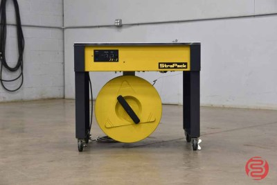 StraPack JK-2 Automatic Strapping Machine - 082021025346