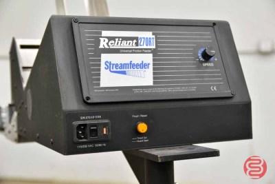 Streamfeeder Reliant 270RT Universal Envelope/Card Friction Feeder - 082421092823