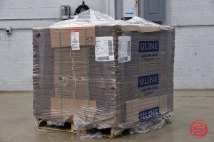 Uline Cardboard Boxes 24 x 24 x 18 (120 Boxes) - 080221014127