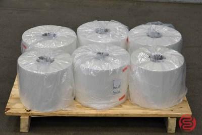 1.7 Mil 9.5in Clear Gloss Pet Lam (6 Rolls) - 090121083715