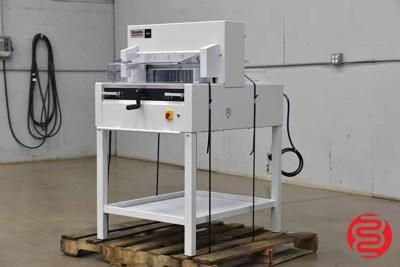 2014 Triumph Ideal 4850 Paper Cutter - 090221021658