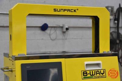 2017 SunPack / B-Way Equipment HS430-30 Paper & Film Banding Machine - 092721022930