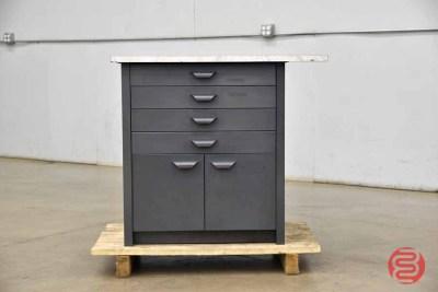 4 Drawer Cabinet w/ Hard Top - 091321012950