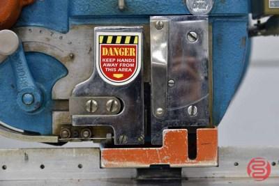 Acme Interlake Model S3A Flat Book / Saddle Stitcher - 083121015152