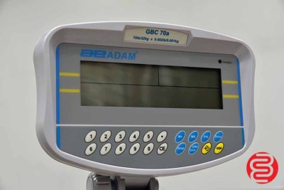 Adam Equipment GBC-70a Bench Counting Scale, 70 x 0.002lb - 090221072414