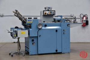 MBO B16 Pile Feed Paper Folder w/ Mobile Delivery - 091721101820