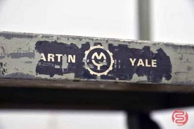 Martin Yale Quadracart Paper Bindery Cart - (Qty 2) - 092421080450