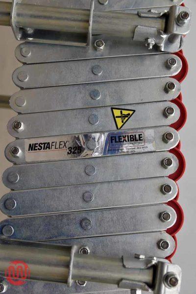 NestaFlex Flexible Conveyor - Poly Skate Wheels Steel Ball Bearings - 090121110930