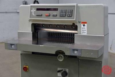 Polar 58 EM Programmable Paper Cutter - 091721075312