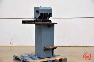 Spinnit FMM-3 Manual Lift Three Spindle Paper Drill - 091721015810