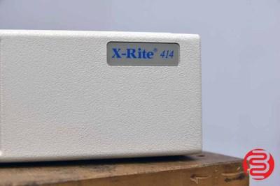 X-Rite 414 Color Reflection Densitometer - 090221074212
