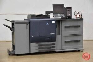 2012 Konica Minolta Bizhub Press C6000 Digital Press - 100421082020