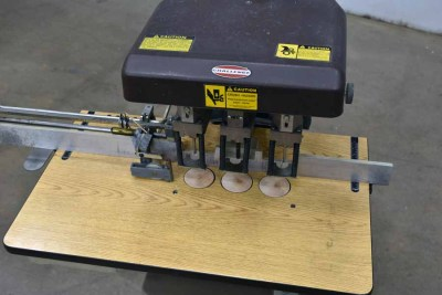 Challenge EH3A Three Head Paper Drill - 100621093950