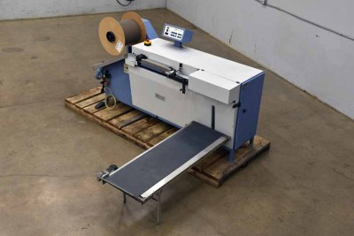 Rilecart TP-480 Semi-Automatic Double Loop Wire Binder - 100821023454
