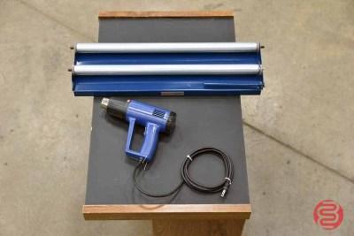 Uline Economy Shrink Wrap System w/ Heat Gun - 101121015906