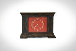 Seiko Musical Mantel Clock plays 12 popular and Christmas selections. Antique wooden black case. Regular $235, Now 117.50
