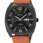 Seiko Recraft Men's Watch, big and bold style. Water Resistant To 165 Feet. $225.00