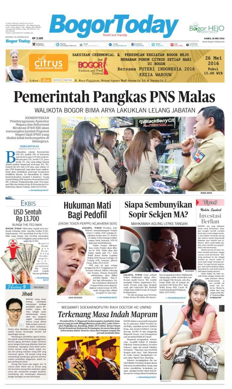 A1-26-052016-Bogor-Today