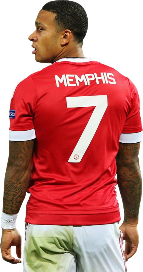 Memphis-Depay---FootyRenders