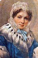 Портрет А.В. Бобринской (П.Ф. Соколов)