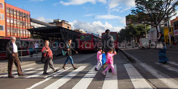 Localidad de Chapinero Bogota