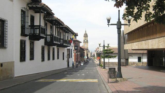 Tour Bogotá