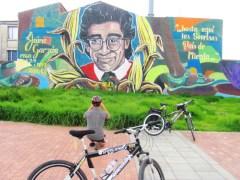 Tour de Graffitis en bicicleta por Bogota