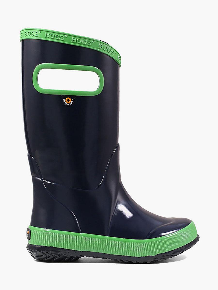 Rain Boot Navy Kids Lightweight Boots 71326