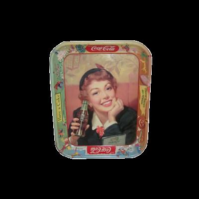 Vassoio Coca Cola da collezione