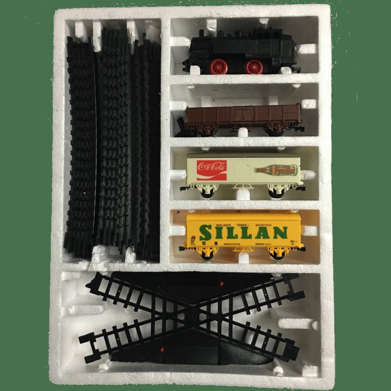 Treno meccanico anni 70