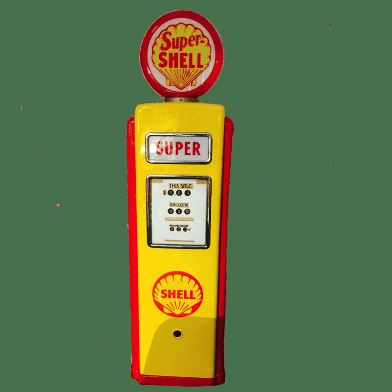 distributore usa anni '50