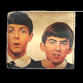 Portafoglio Beatles in pelle