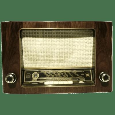 Radio vintage anni 50'