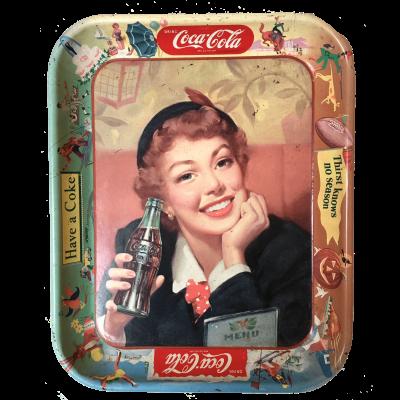 Vassoio CocaCola