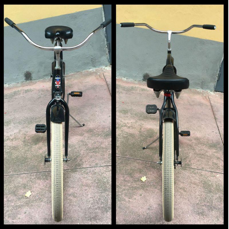 Bicicletta americana originale