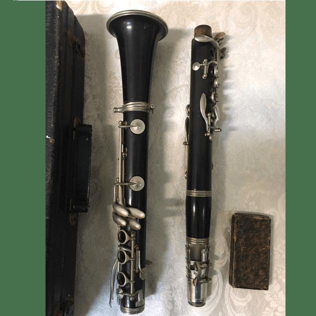Clarinetto Meazzi con custodia
