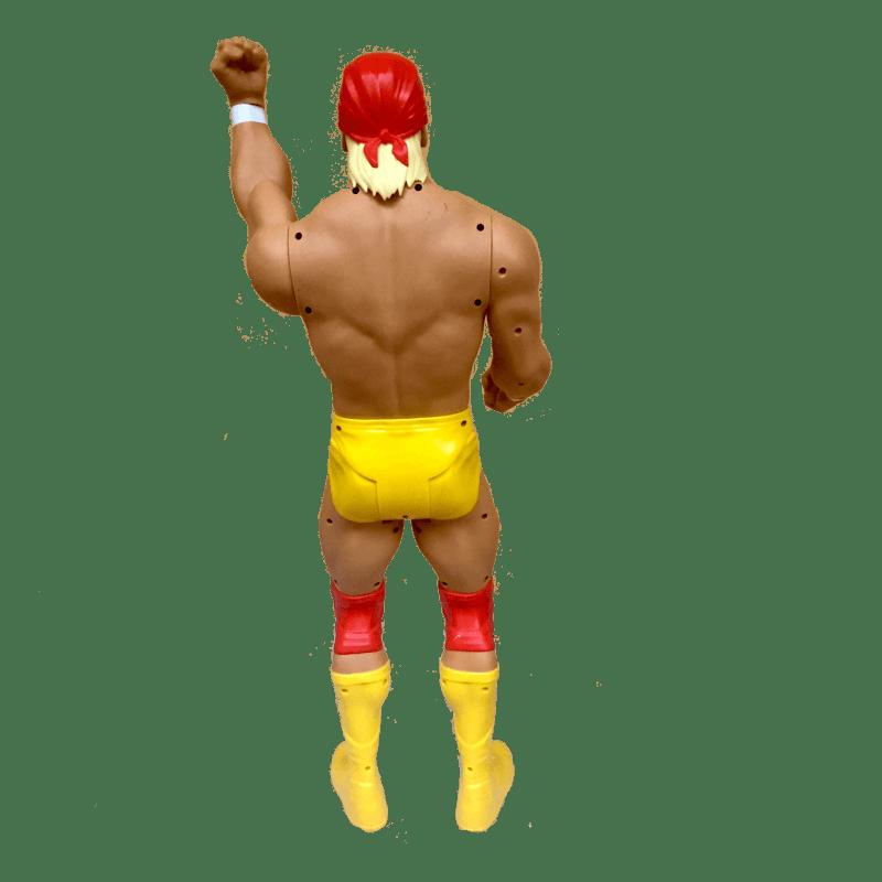 Giocattolo Hulk Hogan wrestler