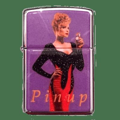 Zippo Pin Up Girl