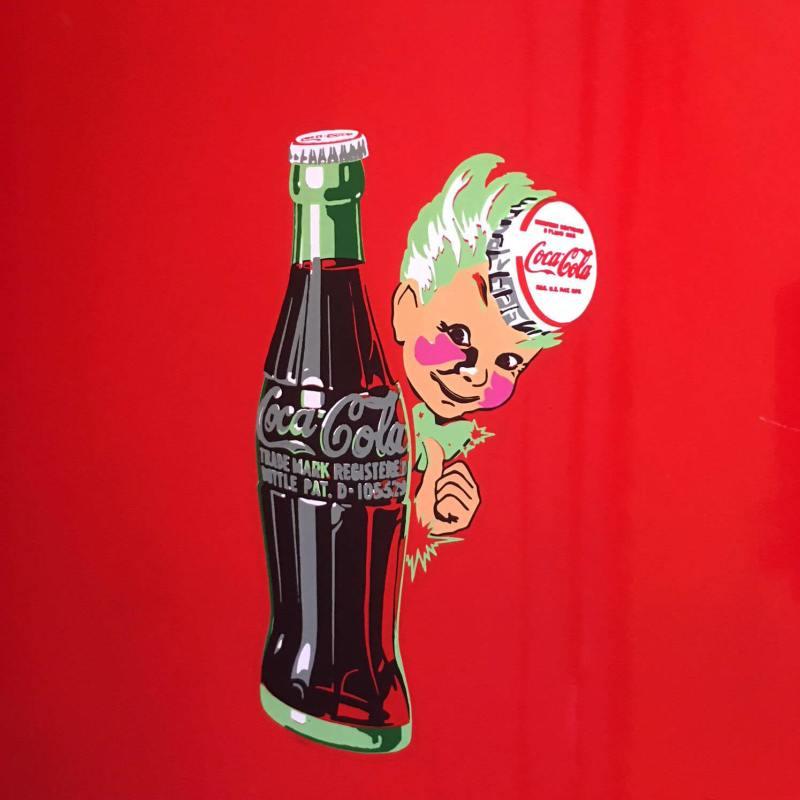 CocaCola Vendo V-39 dettaglio