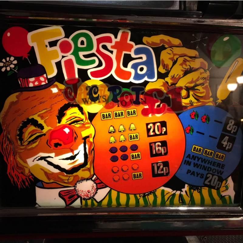 Slot machine Aristocrat dettaglio