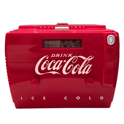 Radio Coca Cola Ice Cold