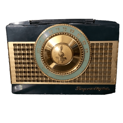 Radio Emerson Superlight