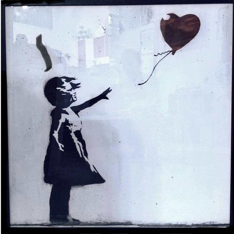 Quadro-Banksy