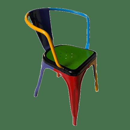 Sedia vintage Pop Art
