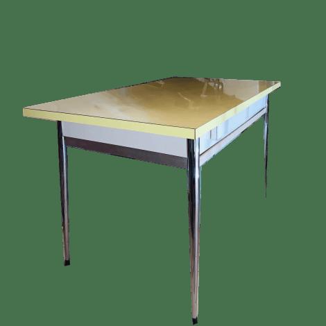 Tavolo in formica vintage