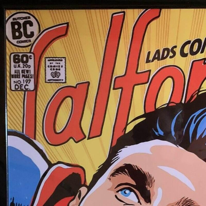 Poster Morrissey dettaglio