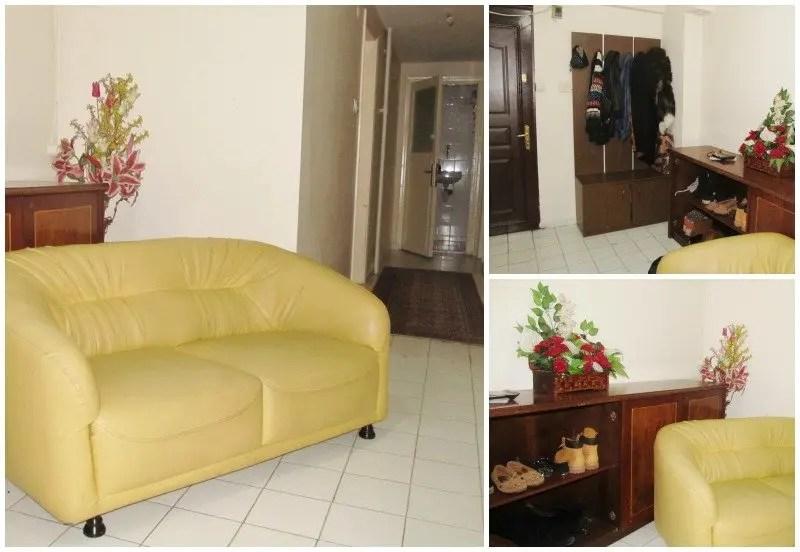 Foto`s van mijn eerste appartement in Istanbul