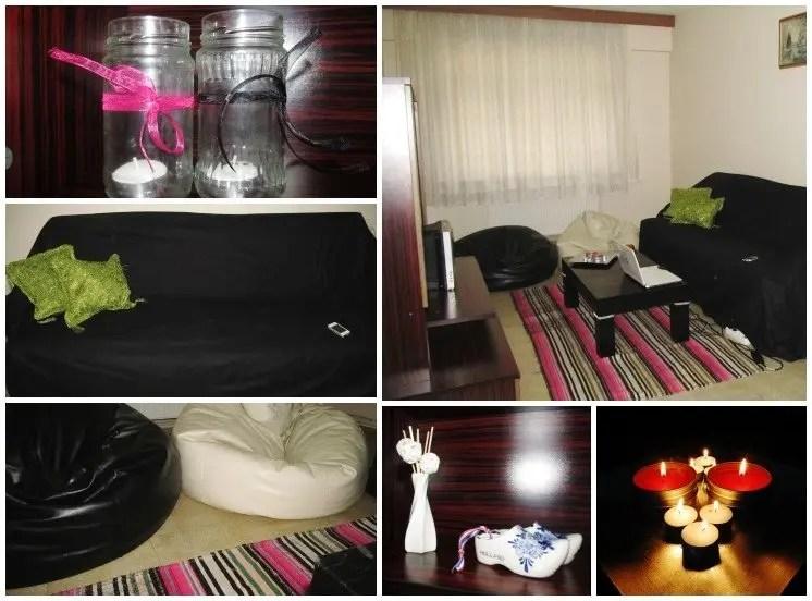 Interieur mijn eerste appartement